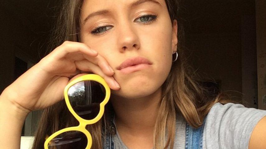 Mit nur 15 Jahren! Jude Laws Tochter Iris wird Model