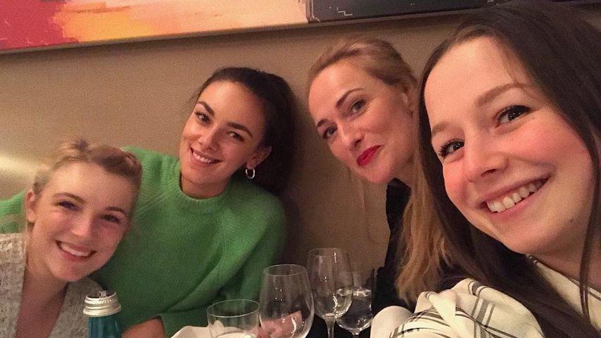 """""""Let's Dance""""-Aus: Iris genießt Zeit mit ihren GZSZ-Girls"""