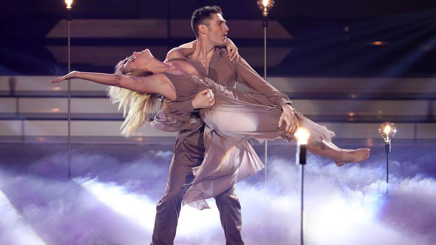 """Iris Mareike Steen und Christian Polanc bei der 3. """"Let's Dance""""-Show"""