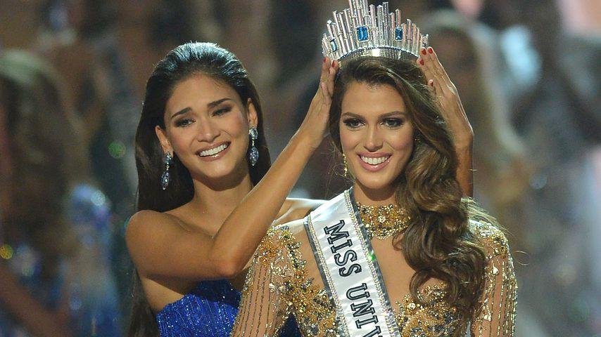 """Iris Mittenaere bei der Wahl zur """"Miss Universe"""" 2016 in Manila"""