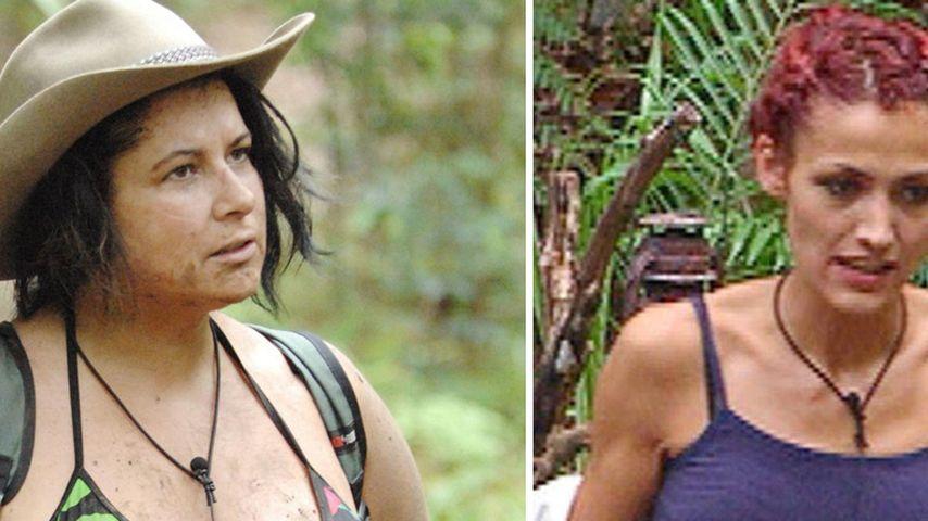 Dschungel-Iris glaubt: Fiona wiegt nur noch 40 Kg