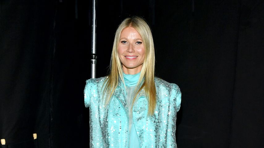 """Iron Man""-Star Gwyneth Paltrow"