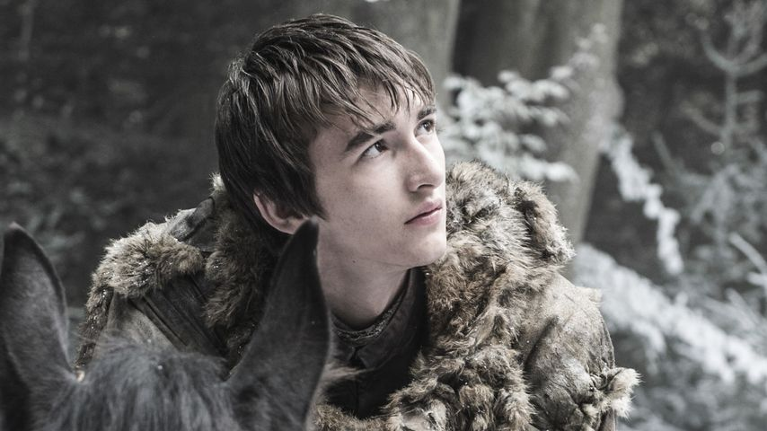"Isaac Hempstead-Wright in ""Game of Thrones"""