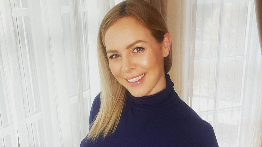 Isabel Edvardsson im Februar 2021