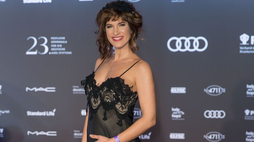 Isabell Horn bei der Operngala für die Deutsche AIDS-Stiftung in Berlin