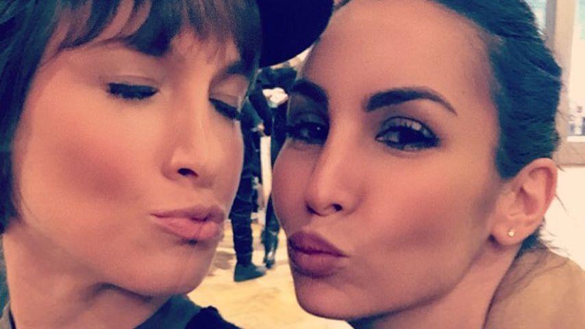 Isabell Horn und Sila Sahin