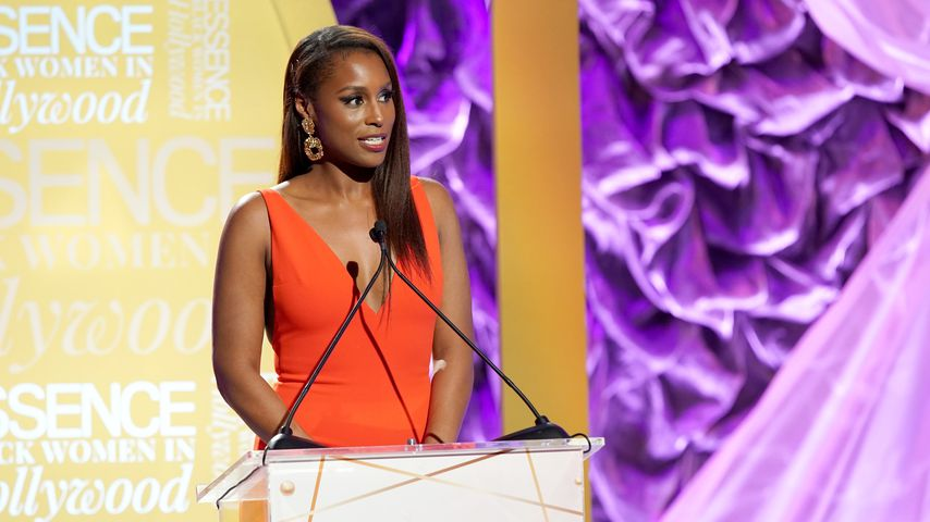 Issa Rae, 2020 in Beverly Hills