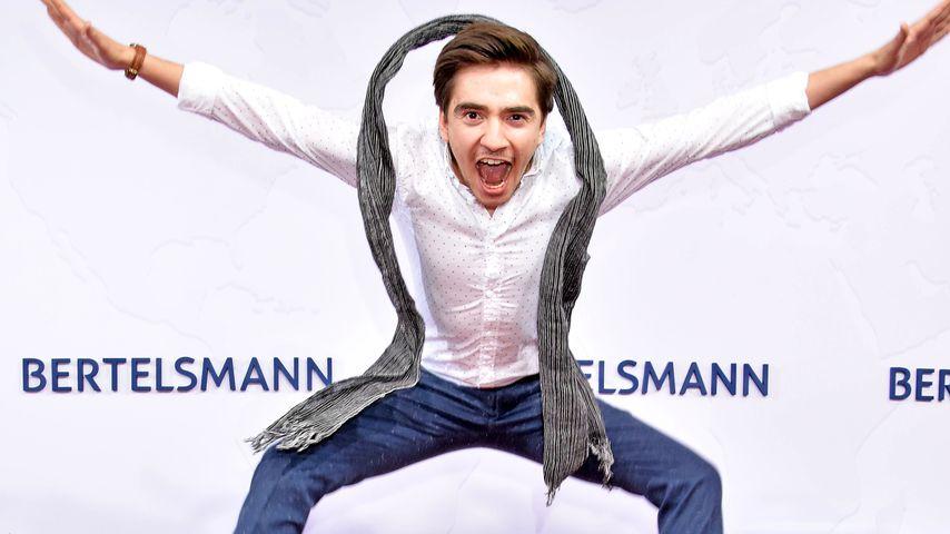 Ivo Kortlang auf der Bertelsmann-Party 2018