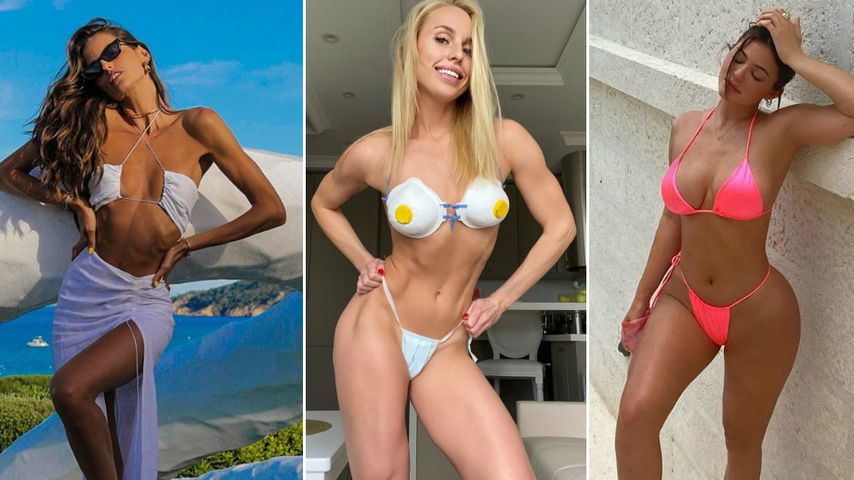 Bikini-Babes! So sexy sind die Promi-Ladys im Mega-Sommer