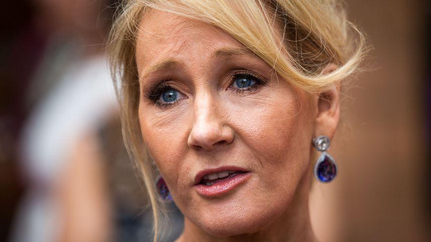 "J.K. Rowling bei der Presseschau zu ""Harry Potter & The Cursed Child"" in London"