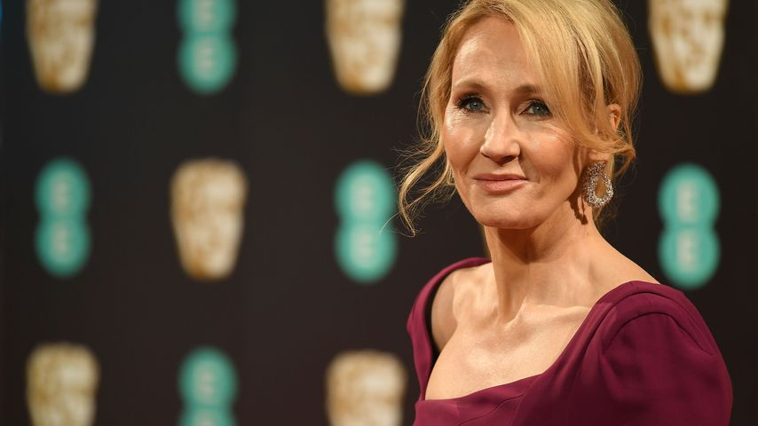 J.K. Rowling bei den Bafta Awards in London 2017
