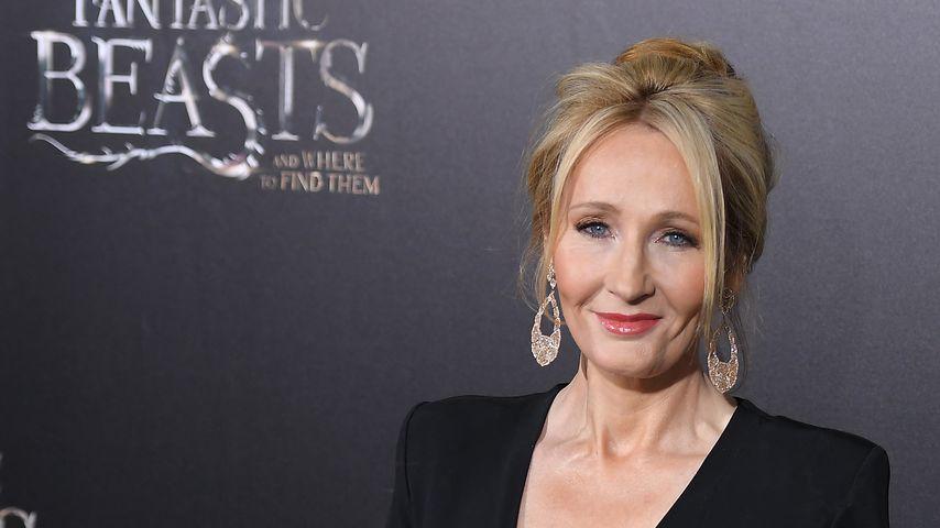 """J.K. Rowling bei der Weltpremiere von """"Phantastische Tierwesen: Grindelwalds Verbrechen"""" in New York"""