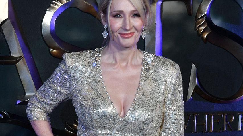"J.K. Rowling bei der ""Phantastische Tierwesen""-Premiere in London im November 2016"