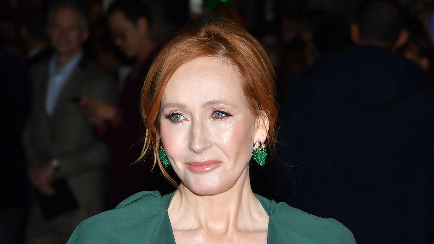 Nach Trans-Aussage: J.K. Rowling reagiert auf Shitstorm