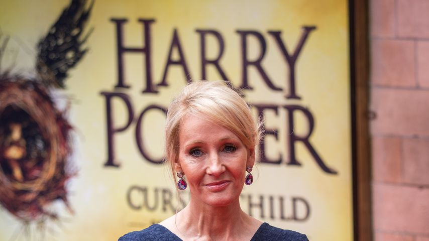 "J.K. Rowling bei der Musicalpremiere von ""Harry Potter and the Cursed Child"" in London"