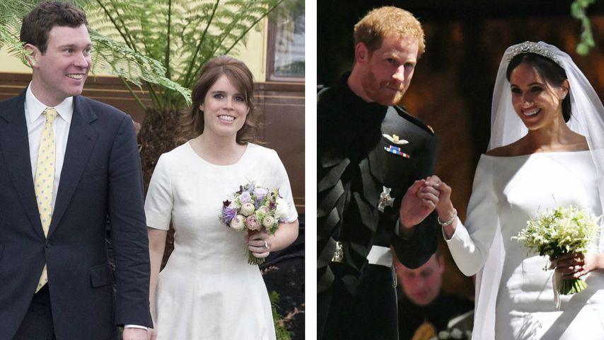 Royale Nachmache: Heiratet Eugenie genau wie Meghan & Harry?