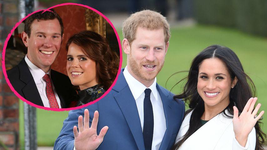 Royal-Nachbarn: Dieses Paar zieht neben Harry & Meghan ein!