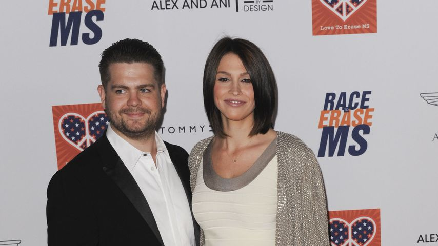 Lisa Osbourne und Jack Osbourne
