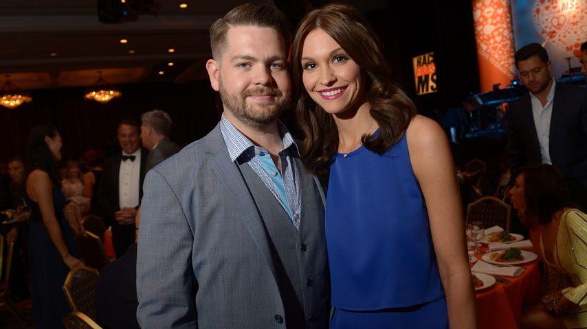 Jack Osbourne und seine Exfrau Lisa Stelly