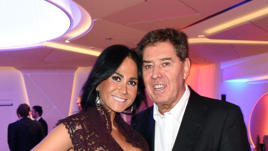 Jack White und seine Frau Rafaella, 2015