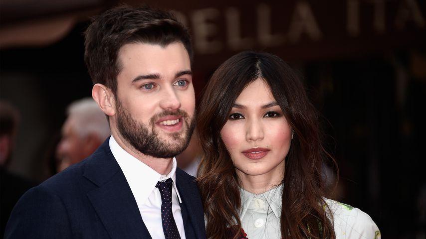 Jack Whitehall und seine Ex-Freundin Gemma Chan