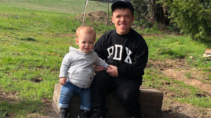 Jackson und Zach Roloff im März 2019