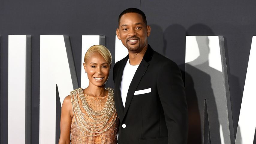 Jada Pinkett-Smith und Ehemann Will Smith
