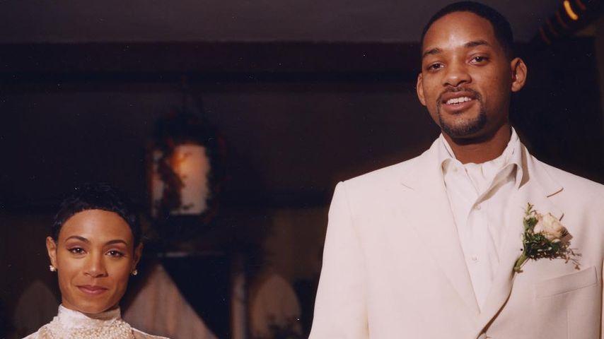 Will Smith: Erstes Date mit Jada nur Minuten nach Scheidung