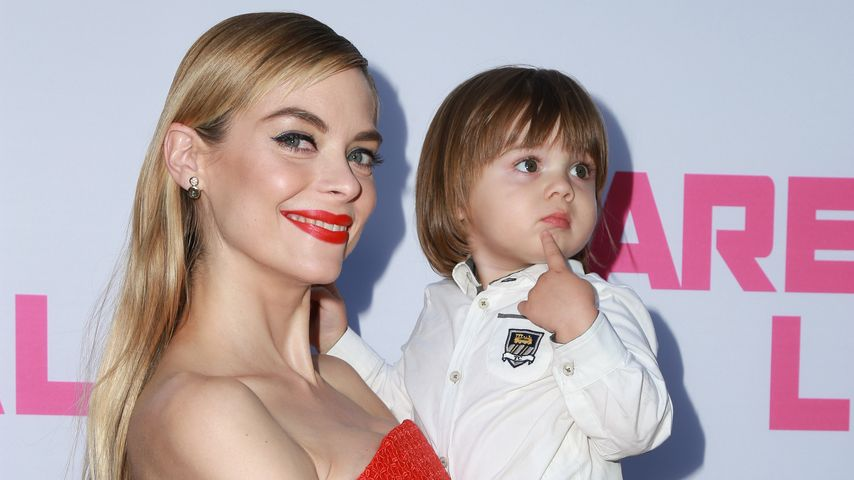 Jaime King und James Knight Newman