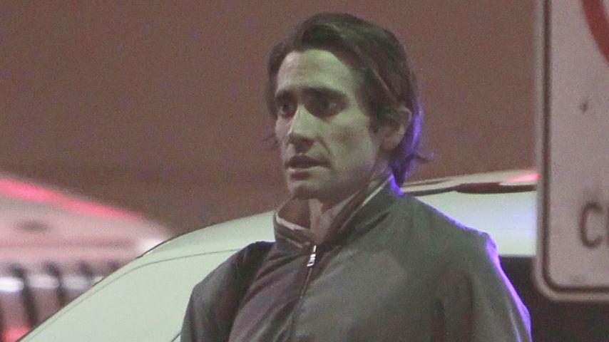 Oje! Jake Gyllenhaal total dürr und ausgelaugt