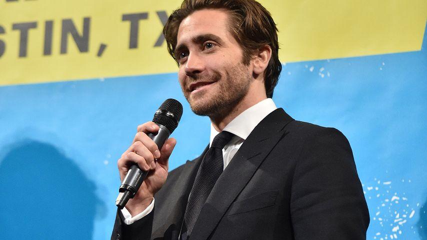Hollywood-Star Jake Gyllenhaal