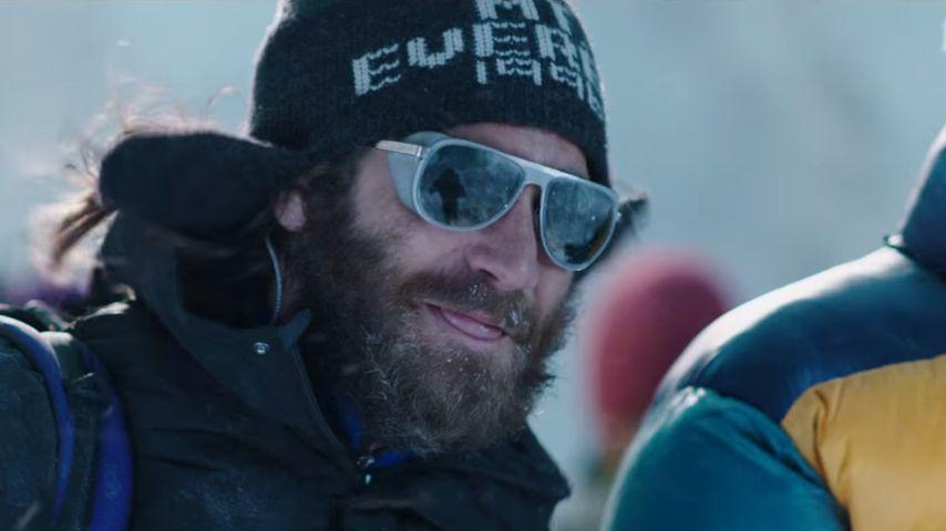 "Überlebenskampf! Jake Gyllenhaal ""Everest""-Trailer"