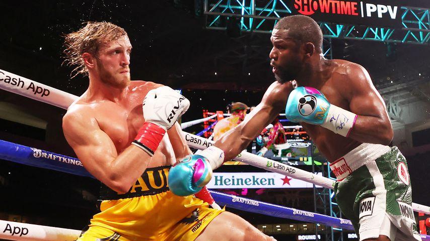 Wie viel verdienten Logan Paul und Mayweather mit Boxkampf?