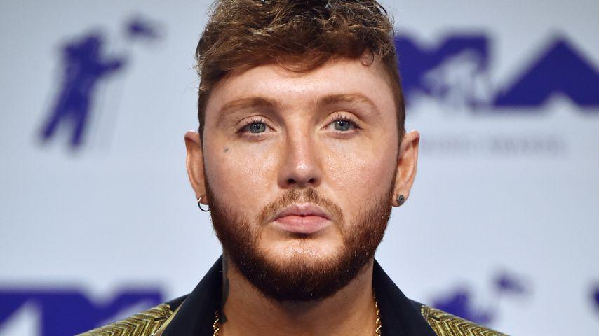 James Arthur bei den MTV Video Music Awards 2017