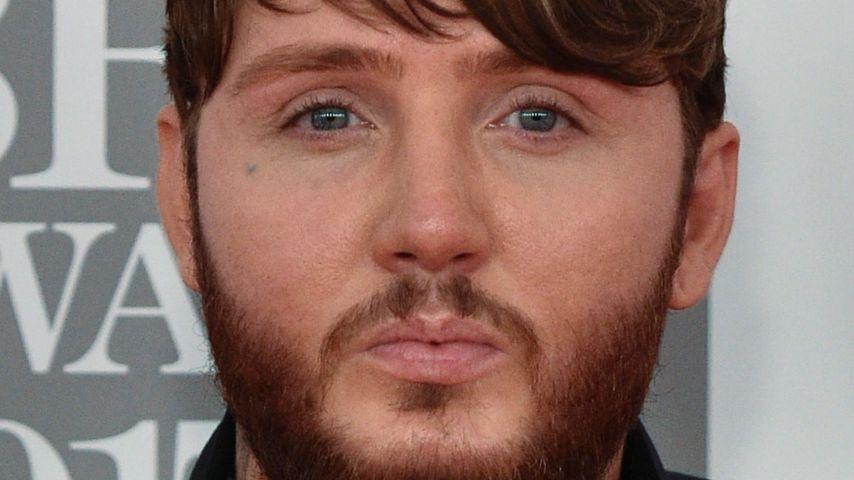 James Arthur den Brit Awards 2017 in London