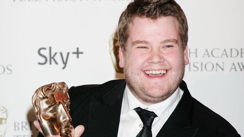 James Corden bei den British Academy Television Awards 2008