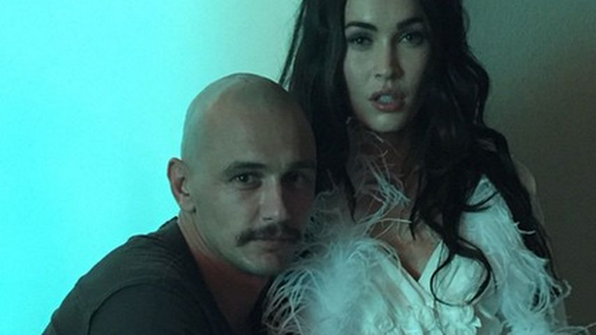 Megan Fox und James Franco