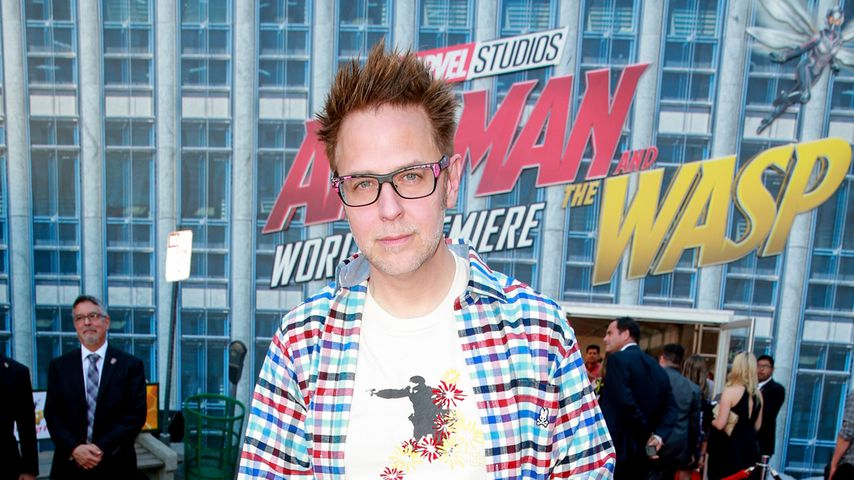 "James Gunn bei der Premiere von ""Ant-Man And The Wasp"""