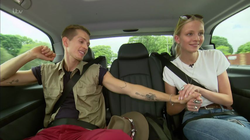 """""""The Vamps""""-Star James: Dank Freundin besiegte er Magersucht"""