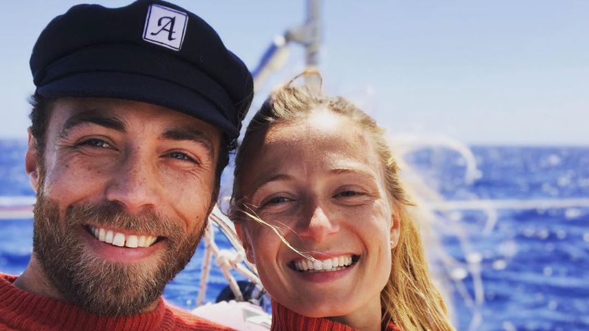James Middleton und seine Alizee sollen sich verlobt haben