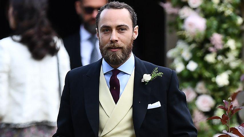 James Middleton bei Prinzessin Eugenies Hochzeit