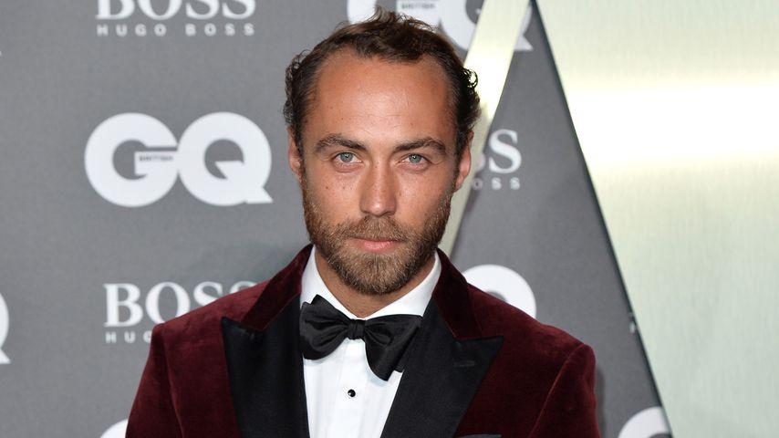 James Middleton bei den GQ Men Of The Year Awards 2019 in London