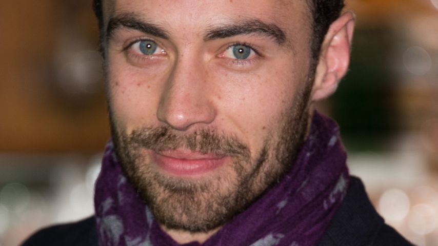 James Middleton im November 2012