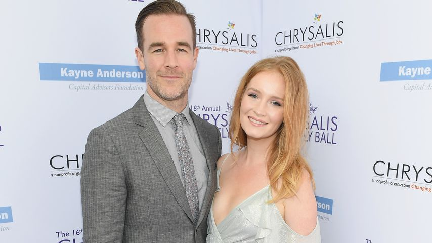 James und Kimberly Van der Beek in Los Angeles