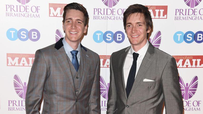 """Zu diesen """"Harry Potter""""-Stars haben Weasley-Twins Kontakt"""