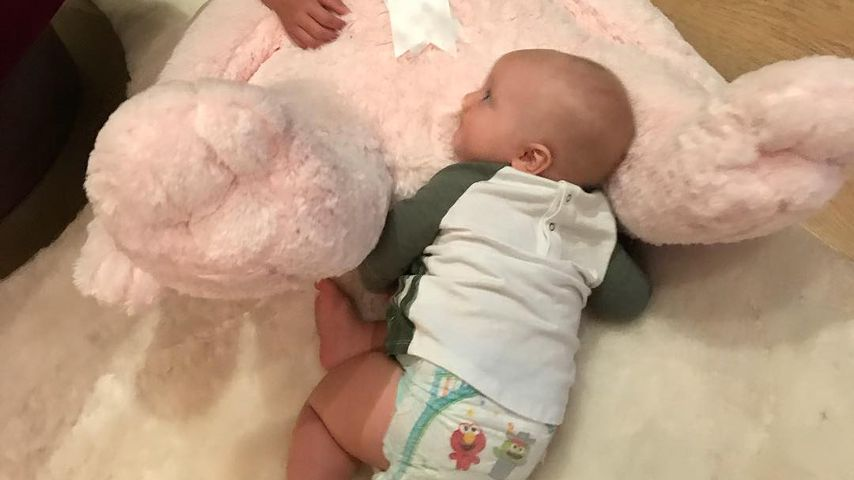 Jameson und Willow Hart, Kinder von Pink