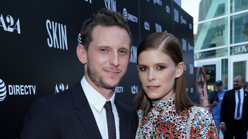 Jamie Bell und Kate Mara im Juli 2019 in Hollywood