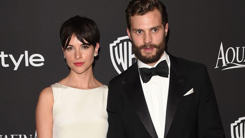 Shades of Grey-Ruhm: Jamie Dornans Frau ist sauer!