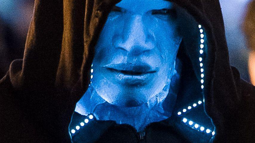 The Amazing Spider-Man 2: Jamie Foxx leuchtet blau