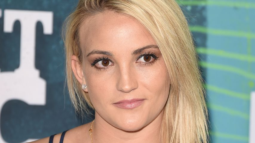 Jamie Lynn Spears bei den CMT Music Awards 2015 in Nashville